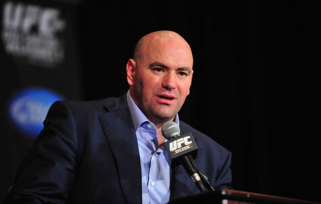 UFC - Дана Уайт